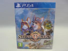 Steam Tactics (PS4, NEW)