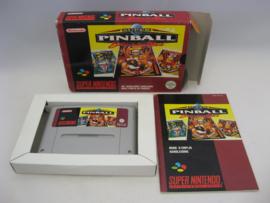 Super Pinball - Behind the Mask (FAH, CIB)