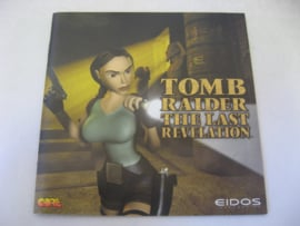 Tomb Raider IV - The Last Revelation *Manual* (DC)
