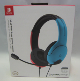 LVL 40 Wired Stereo Gaming Headset (New)