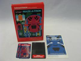 Tron Maze-A-Tron (INT, CIB)