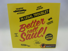 "Breaking Bad - Saul Goodman 'Better Call Saul' 6""Action Figure - 2015 Con Exclusive (New)"