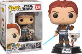 POP! Cal Kestis & BD-1 - Star Wars Jedi Fallen Order (New)