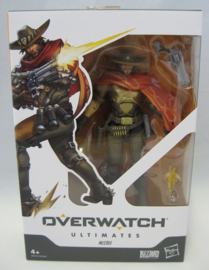 """Overwatch Ultimates Series - McCree 6"""" Action Figure (New)"""