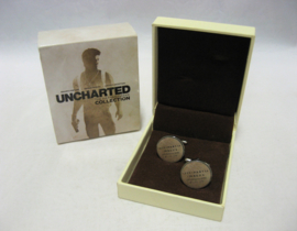 Uncharted - The Nathan Drake Collection - Cufflinks