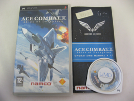 Ace Combat X - Skies of Deception (PSP)