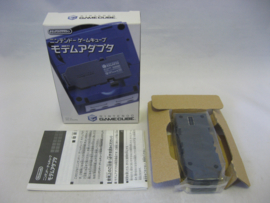 Original GameCube Modem Adapter (Boxed, Japan)