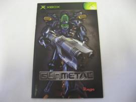 Gun Metal *Manual* (XBX)