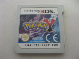 Pokemon Y (EUR)
