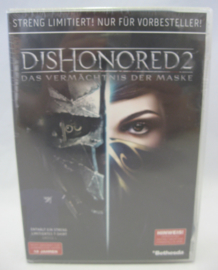 Shirt: Dishonored 2 Pre-Order Shirt - Size: L (New)