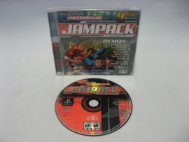 PlayStation Underground Jampack Demos - Summer 2K (USA, Demo)