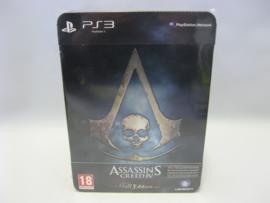 Assassin's Creed IV Black Flag - Skull Edition (PS3, Sealed)