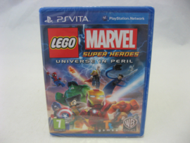 Lego Marvel Super Heroes - Universe in Peril (PSV, Sealed)