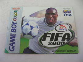 FIFA 2000 *Manual* (UKV)