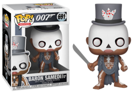 POP! Baron Samedi from Live and Let Die - James Bond (New)