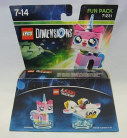 Lego Dimensions - Fun Pack - Lego Movie - Unikitty (New)