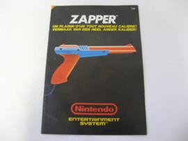NES Zapper Manual (FAH)
