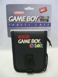 GameBoy Color / Pocket Travel Case (New)