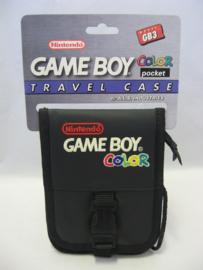 GameBoy Color / Pocket Travel Case (New)