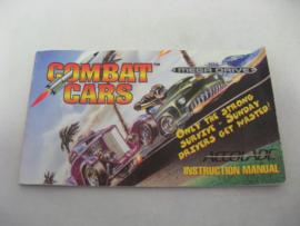 Combat Cars *Manual*