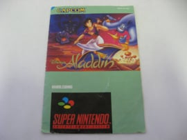 Disney's Aladdin *Manual* (HOL)