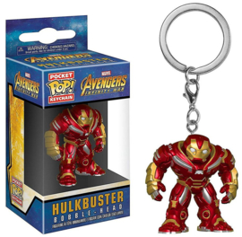 POP! Hulkbuster - Avengers Infinity War - Pocket Keychains (New)