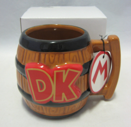 Donkey Kong Shaped Mug (New)