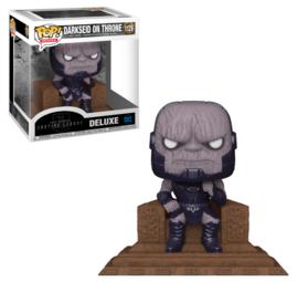 POP! Darkseid on Throne (Deluxe) - Zack Snyder's Justice League (New)