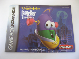 Larry Boy and the Bad Apple *Manual* (USA)