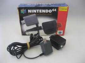 Original N64 RF Modulator (Boxed)