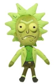 Rick and Morty Galactic Plushies: Toxic Rick Plush (New)