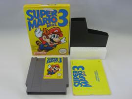 Super Mario Bros 3 (FAH, CIB)