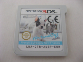 Nintendogs + Cats French Bulldog & New Friends (EUR)