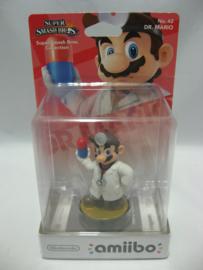 Amiibo Figure - Dr. Mario - Super Smash Bros (New)