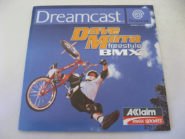 Dave Mirra Freestyle BMX *Manual* (DC)