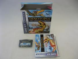 Dinotopia - The Timestone Pirates (EUR, CIB)