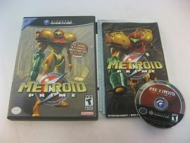 Metroid Prime (USA)