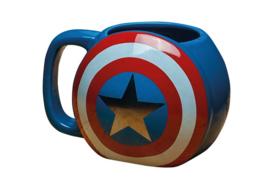 Captain America Shield Mug (New)