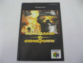 Command & Conquer *Manual* (NNOE)