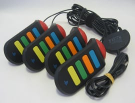 Original PS2 Wired Buzz Buzzers