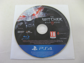 The Witcher III Wild Hunt *Disc Only* (PS4)
