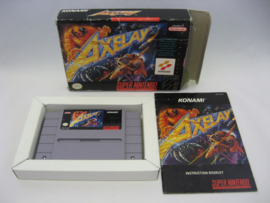 Axelay (USA, CIB)