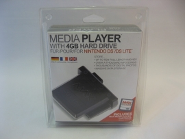 Max Media Player with 4GB Hard Drive for DS/DS Lite (New)