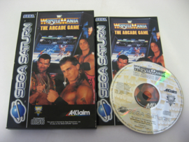 WWF Wrestlemania - The Arcade Game (PAL)