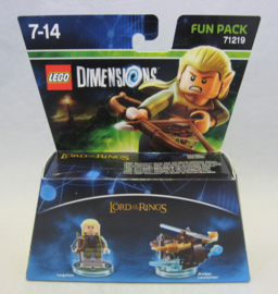Lego Dimensions - Fun Pack - Lord of the Rings - Legolas (New)