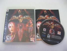Soul Calibur IV (PS3, USA)
