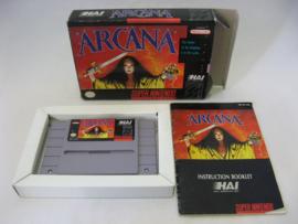 Arcana (USA, CIB)