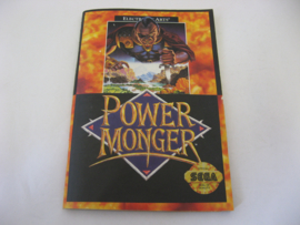 Power Monger *Manual* (GEN)