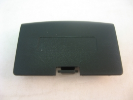 Replacement Battery Cover for GameBoy Advance (Black)