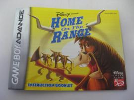 Home on the Range *Manual* (USA)